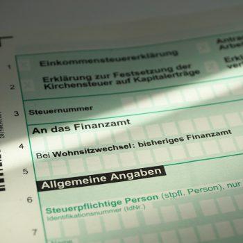 Kredit von der Steuer absetzen